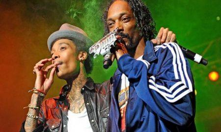 Wiz Khalifa y Snoop Dogg