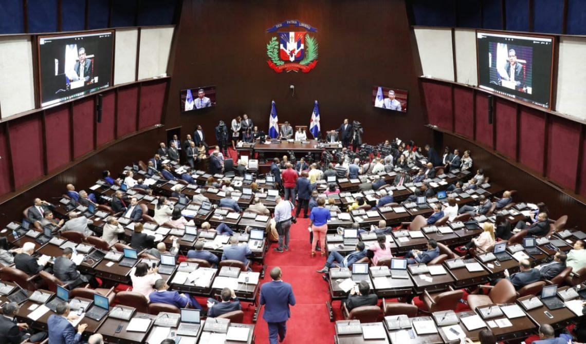 Alexis Jiménez preside la comisión de justicia de la Cámara de Diputados .