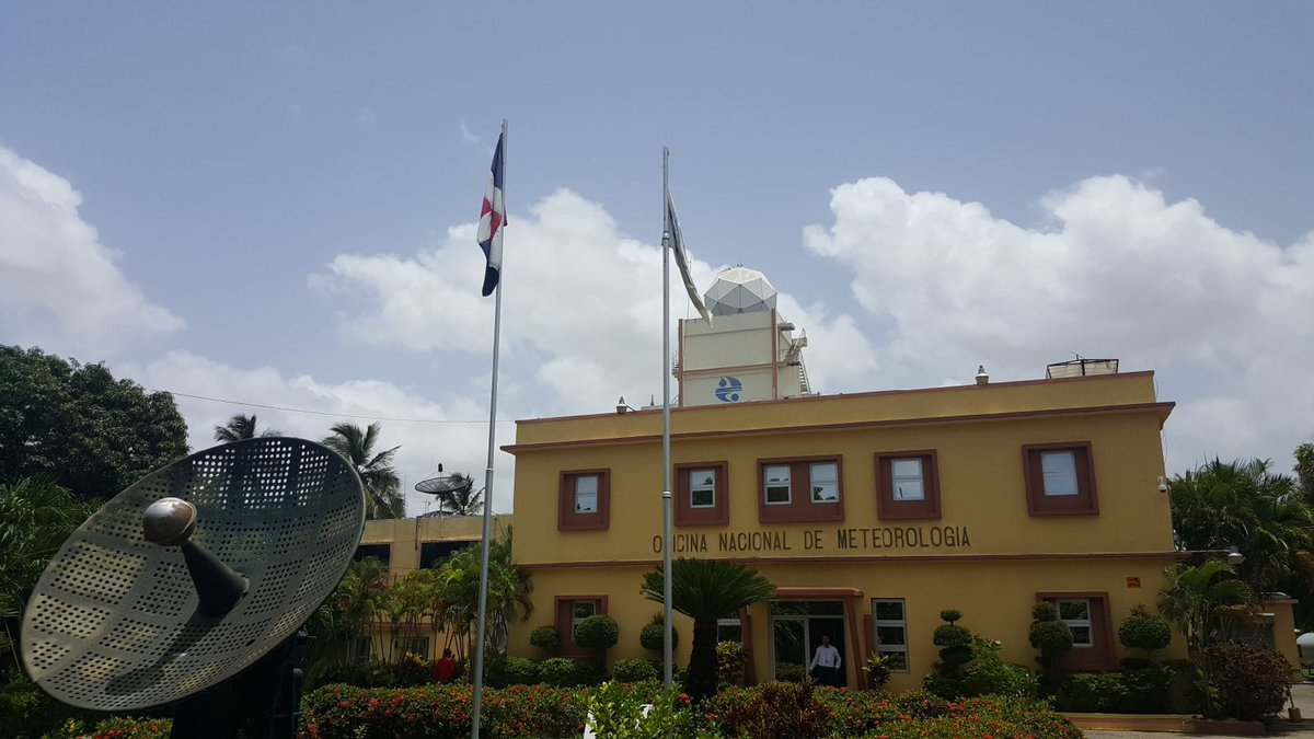 Oficina Nacional de Meteorologia (Onamet).