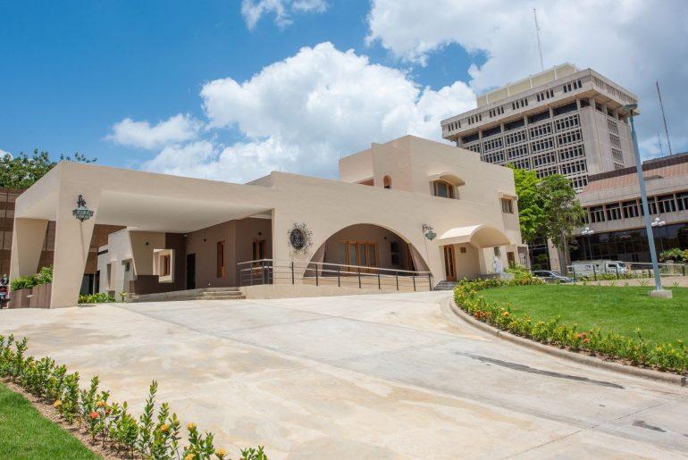 El Centro de Ciberseguridad donde se desarrollarán los talleres que forman parte del programa de capacitaciones sido diseñado por el Banco Central.