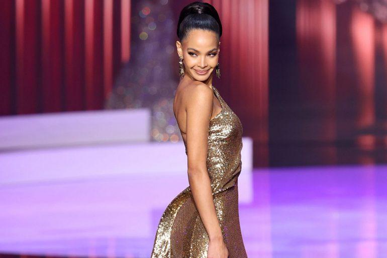 Kimberly Jiménez, Miss Universo RD.