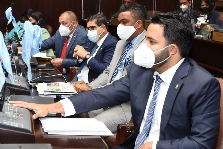 La Cámara de Diputados aprobó este marte 45 días más del estado de emergencia.