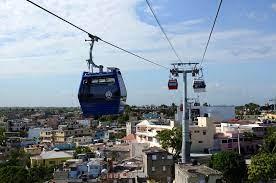La OPRET informó que el Teleférico de Santo Domingo volverá a funcionar tras el paso de la tormenta Fred.