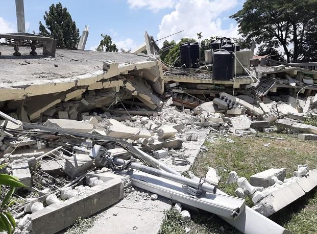 A medida avanza la búsqueda siguen apareciendo más fallecidos por el terremoto que afectó Haití el pasado viernes.