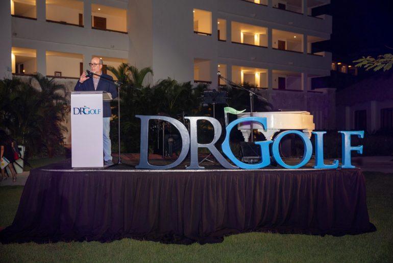 Teddy Lara ofrece detalles del DR Golf Travel Exchange 2021.