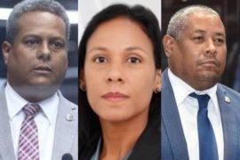 El Ministerio Público (MP) solicitó juez especial para Nelson Marmolejos Gil, Faustina Guerrero Cabrera y Nelson Féliz Féliz.