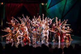 Kooza, de Cirque du Soleil.