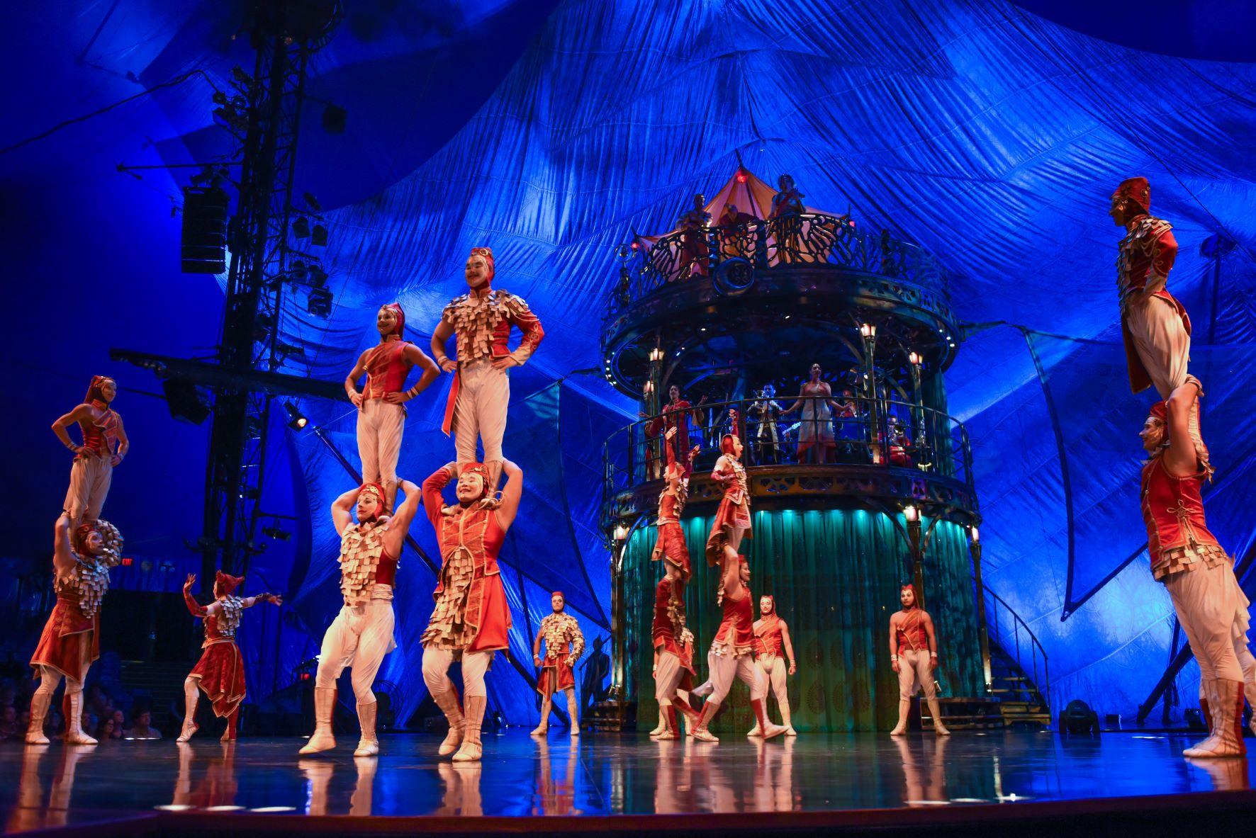 Kooza de Cirque du Soleil.