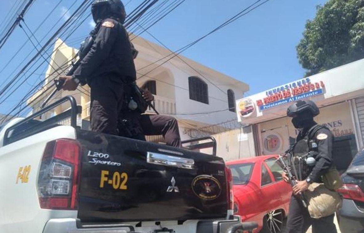 Ponen en marcha Operación Falcón contra el narcotráfico y lavado