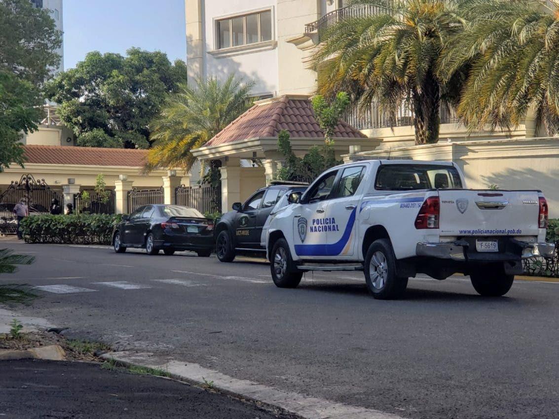 La Operación Falcón, operativo llevado a cabo la mañana de este miércoles por la DEA, Procuraduría General de la República y la DNCD.