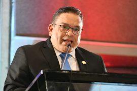 José Rubén Gonell, director de la ONDA, durante su participación en el seminario virtual.