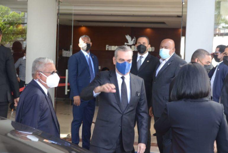 El Presidente Luis Abinader tildó de salvajismo muerte de Leslie Rosado.