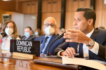 Marcos Díaz fue reelecto en la presidencia de la Convención Internacional contra el Dopaje en el Deporte de la Organización de las Naciones Unidas para la Educación, la Ciencia y la Cultura (UNESCO).