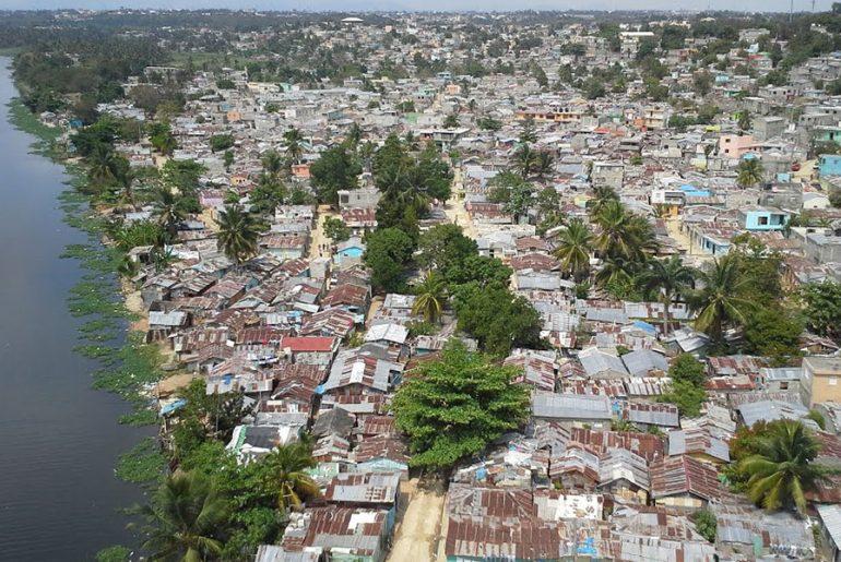 Barrio Los Tres Brazos.