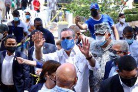 El presidente Luis Abinader viajará a las provincias Duarte y Samaná.