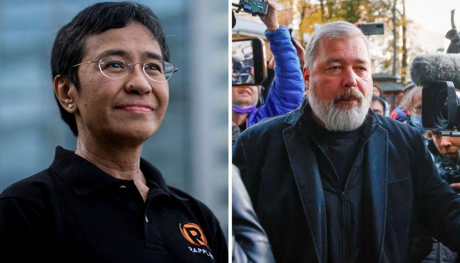 Galardonan con el Premio Nobel de la Paz 2021 a periodistas de investigación